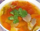 南瓜番茄汤 排毒还抗癌