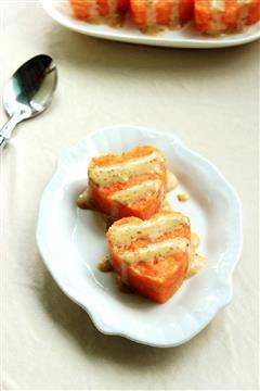 胡萝卜土豆泥沙拉