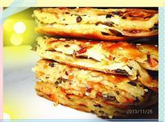 凯撒沙拉千层饼