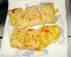 简易早餐鸡蛋饼
