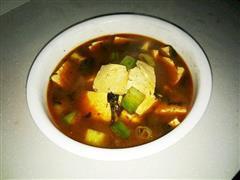 麻辣豆腐汤