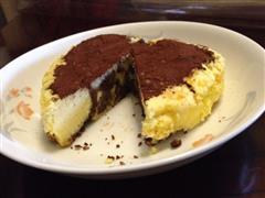 芝士布朗尼蛋糕