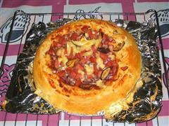 培根什锦披萨