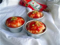 茄汁土豆泥
