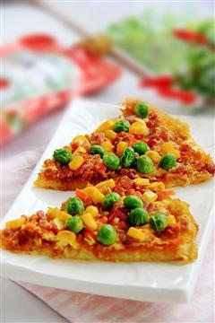 中式土豆披萨
