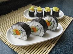 田园寿司卷