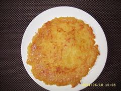 奶酪土豆煎饼