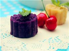 紫薯土豆泥