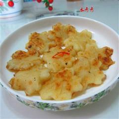糯米土豆泥煎饼