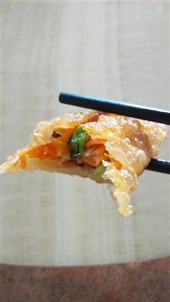 饺子皮小春卷