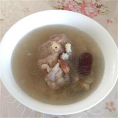 秋季排骨汤