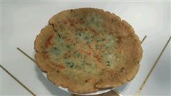 香脆嫩豆浆渣煎饼