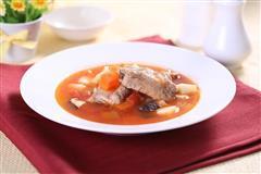 蔬菜排骨汤