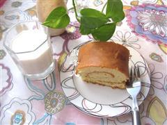 金枪鱼沙拉酱蛋糕卷