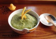 蔬菜虾皮土豆泥