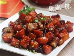 木瓜红烧肉