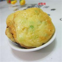 鸡蛋芹菜末煎饼