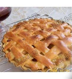 香酥苹果派