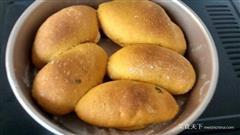 山药奶酪红薯全麦面包