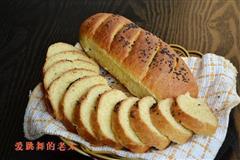 奶香全麦面包