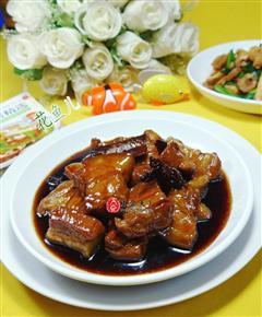 花氏红烧肉
