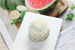 DIY冰皮月饼皮