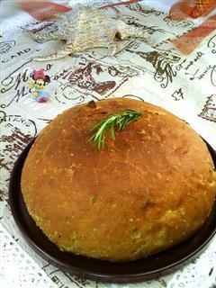 土豆泥迷迭香面包
