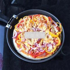 意大利培根披萨