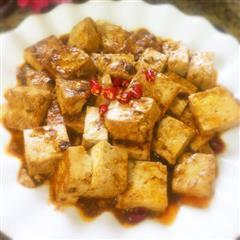 酱香麻辣豆腐