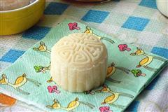 百香果冰皮月饼