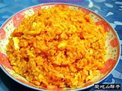 茄汁蛋炒饭