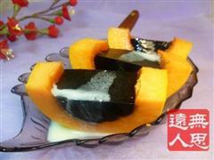 木瓜龟苓膏