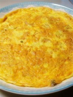 香椿芽鸡蛋饼
