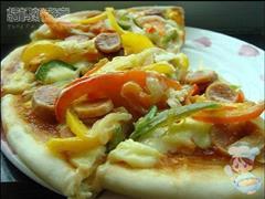 自制山寨披萨