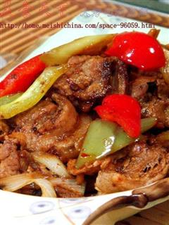 豉香回锅肉