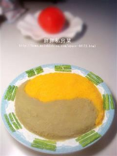 鸳鸯土豆泥