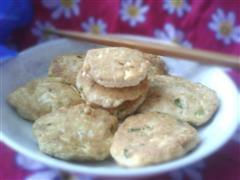 豆腐鸡蛋饼