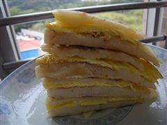 软糯鸡蛋灌饼