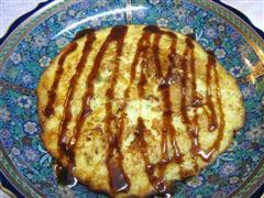 萝卜鸡蛋饼