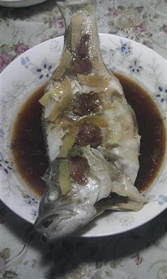 苏式清蒸鲈鱼