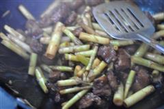 小竹笋红烧肉