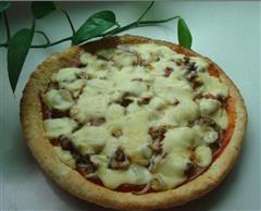 新疆风味披萨