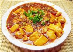 鱼香麻辣豆腐