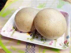 双豆豆浆馒头