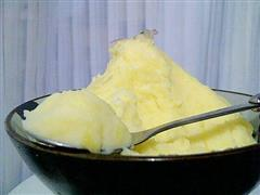 奶油土豆泥