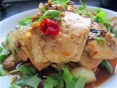 麻辣豆腐片