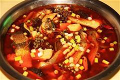 重庆椒麻水煮鱼
