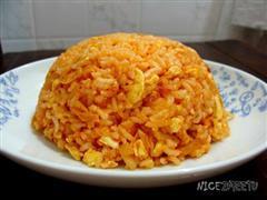 泡菜蛋炒饭
