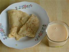 小麦胚芽鸡蛋饼