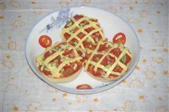 花式烤馒头片